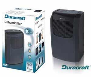 Осушувачі повітря Duracraft